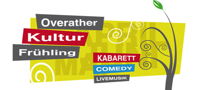 Comedy total: Overather Kulturfrühling